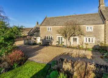 Thumbnail 4 bed semi-detached house for sale in Leigh Delamere, Chippenham