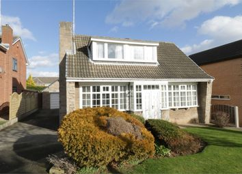 Thumbnail 3 bed detached bungalow for sale in Newman Court, Spinneyfield, Rotherham, South Yorkshire