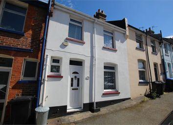 Thumbnail 3 bedroom terraced house for sale in Hardwicke Road, Hastings, East Sussex