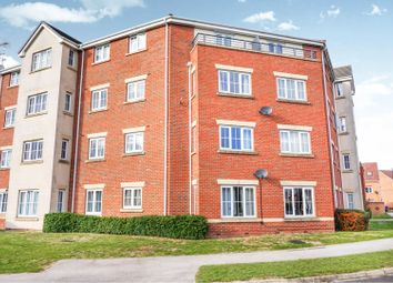 Thumbnail 2 bed flat for sale in Wakelam Drive, Doncaster