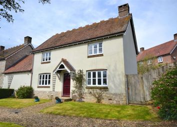 Thumbnail 3 bed link-detached house for sale in West Mead, Bridport