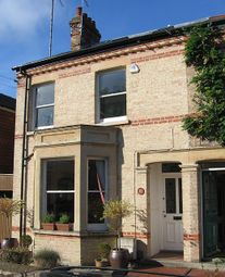 Thumbnail 4 bed town house to rent in Kimberley Road, Cambridge