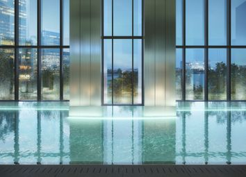 Thumbnail 1 bed flat for sale in South Quay Plaza, Canary Wharf