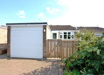 Thumbnail 2 bed bungalow for sale in Dunsley Gardens, Dinnington, Newcastle Upon Tyne