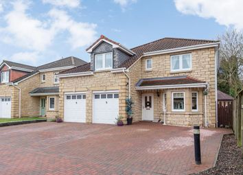 Thumbnail 4 bed detached house for sale in Charles Jarvis Court, Cupar