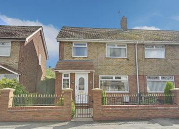 Thumbnail 3 bed terraced house for sale in St. Martins Road, Thorngumbald, Hull