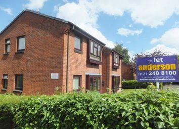 Thumbnail Studio to rent in Littlecote Drive, Erdington