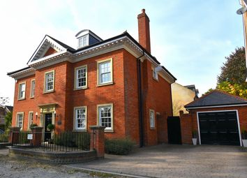 Thumbnail 4 bed detached house for sale in Christchurch Park, Ipswich, Suffolk