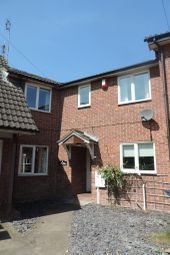 Thumbnail 2 bed terraced house for sale in Beaconside Close, Stafford