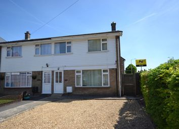 Thumbnail 3 bed semi-detached house to rent in Longwick Road, Princes Risborough