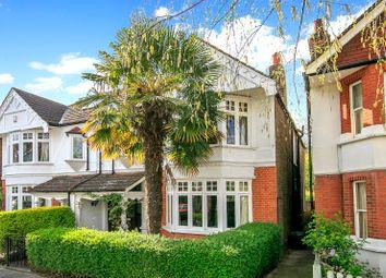 Thumbnail 6 bed semi-detached house for sale in Burlington Avenue, Kew, Sry