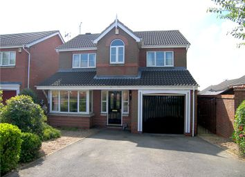 Thumbnail 4 bed detached house for sale in The Sycamores, Broadmeadows, South Normanton, Alfreton
