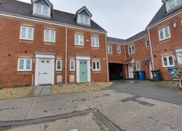 Thumbnail 3 bed town house for sale in Russell Close, Wilnecote, Tamworth