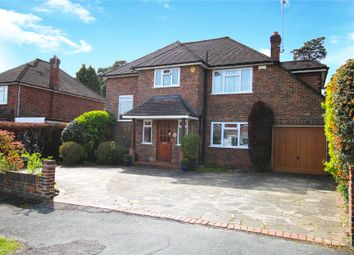 Thumbnail 4 bed detached house for sale in Woodham, Surrey