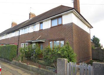 Thumbnail 2 bed semi-detached house for sale in Nursery Lane, Kingsthorpe, Northampton