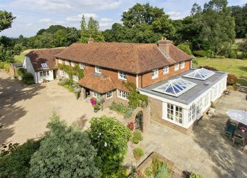 Thumbnail 7 bed detached house for sale in Pedlars Farm, Mockbeggar Lane, Biddenden, Kent