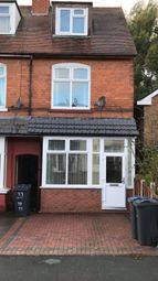 Thumbnail 4 bed terraced house to rent in Lyttelton Road, Stechford, Birmingham
