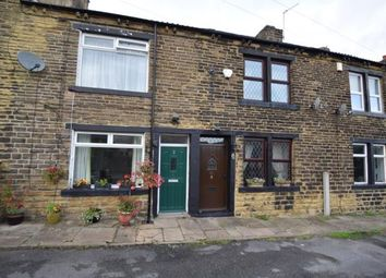 Thumbnail 2 bed terraced house for sale in Sharp Row, Pudsey, Leeds, West Yorkshire