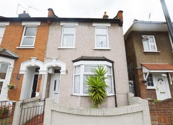 Thumbnail 3 bed end terrace house for sale in Ladysmith Road, Canning Town, London