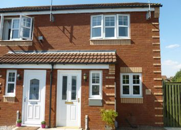 Thumbnail 2 bed semi-detached house to rent in Rivermead, Lincoln