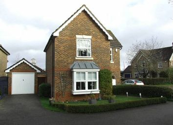 Thumbnail 3 bed detached house for sale in Anson Avenue, Kings Hill, West Malling