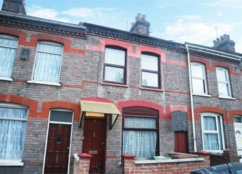 Thumbnail 3 bedroom terraced house for sale in Althorp Road, Luton, Bedfordshire