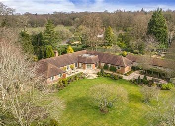 Thumbnail 6 bed detached house for sale in Hambledon Road, Godalming, Surrey