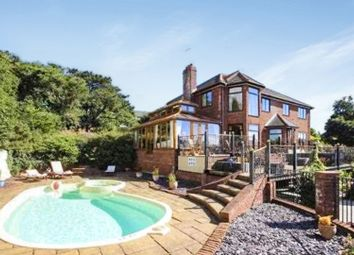 Thumbnail 5 bed detached house for sale in Copthorn Road, Colwyn Bay