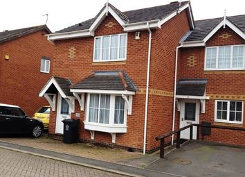 Thumbnail 3 bed semi-detached house to rent in Firestone Close, Leicester, Leicestershire
