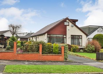 Thumbnail 3 bed detached bungalow for sale in Milbury Drive, Hollingworth Lake