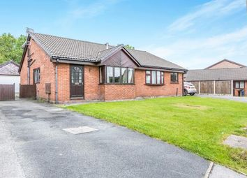 Thumbnail 3 bed semi-detached house for sale in Denby Close, Lostock Hall, Preston, Lancashire