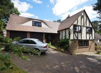 Thumbnail 5 bed detached house for sale in Stonehill Road, Headley Down
