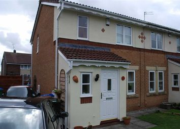 Thumbnail 3 bed semi-detached house to rent in Penrose Walk, Middleton, Manchester
