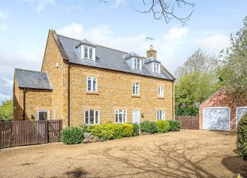 Thumbnail 5 bed detached house for sale in Main Street, Wilbarston, Market Harborough