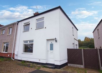 Thumbnail 4 bed semi-detached house to rent in The Avenue, Askern, Doncaster