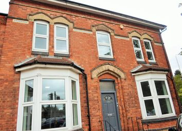 Thumbnail 1 bed flat to rent in Station Road, Wigston