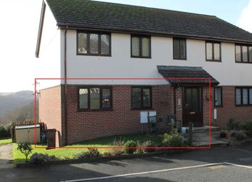 Thumbnail 2 bed flat to rent in Fairfields, Looe