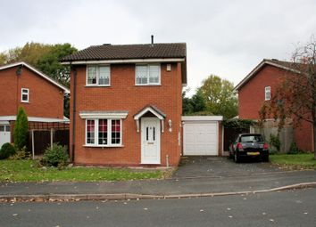 Thumbnail 3 bedroom detached house for sale in Grovefields, Telford