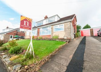 Thumbnail 3 bed semi-detached house to rent in Denhill Drive, Oldham