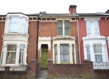 Thumbnail 3 bed terraced house for sale in Queens Road, North End, Portsmouth