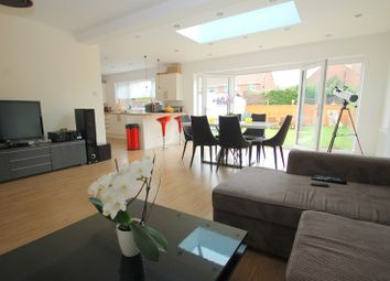 Thumbnail 4 bed detached house for sale in Oval Gardens, Alverstoke, Gosport