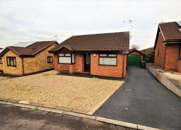 Thumbnail 3 bed detached bungalow for sale in Glasby Court, New Ollerton, Newark, Nottinghamshire