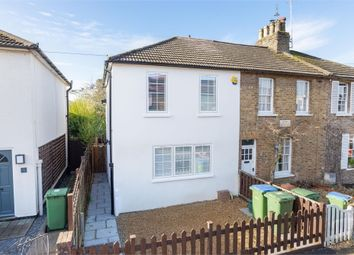 Thumbnail 3 bed semi-detached house for sale in Anderson Road, Weybridge, Surrey