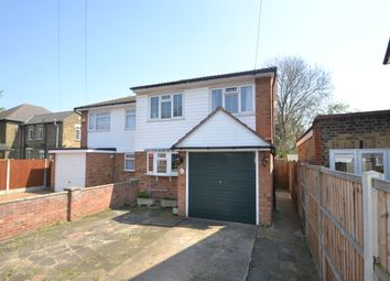Thumbnail 4 bedroom semi-detached house for sale in Palm Road, Romford