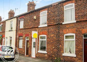 Thumbnail 2 bed terraced house to rent in Lockett Street, Warrington