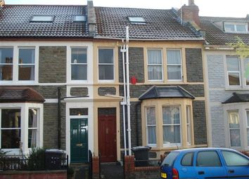 Thumbnail 6 bed terraced house to rent in Manor Road, Bishopston, Bristol