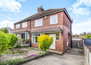 Thumbnail 3 bed semi-detached house for sale in Carlton Avenue, Castleford