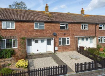Thumbnail 3 bed terraced house for sale in Caroland Close, Smeeth, Ashford