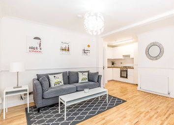 Thumbnail 1 bed flat for sale in Nutbrook Court, 66 Waghorn Street, Peckham Rye, London