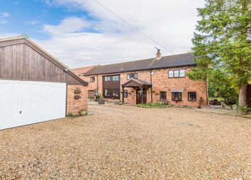 Thumbnail 5 bed barn conversion for sale in Low Street, Beckingham, Doncaster